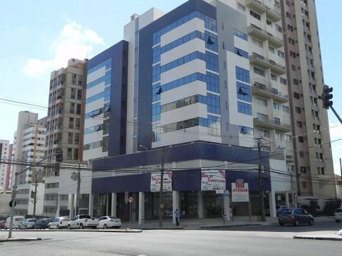 Residencial Cabral Tower Curitiba PR