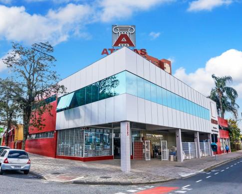 Fachada Construtora Atenas 2018